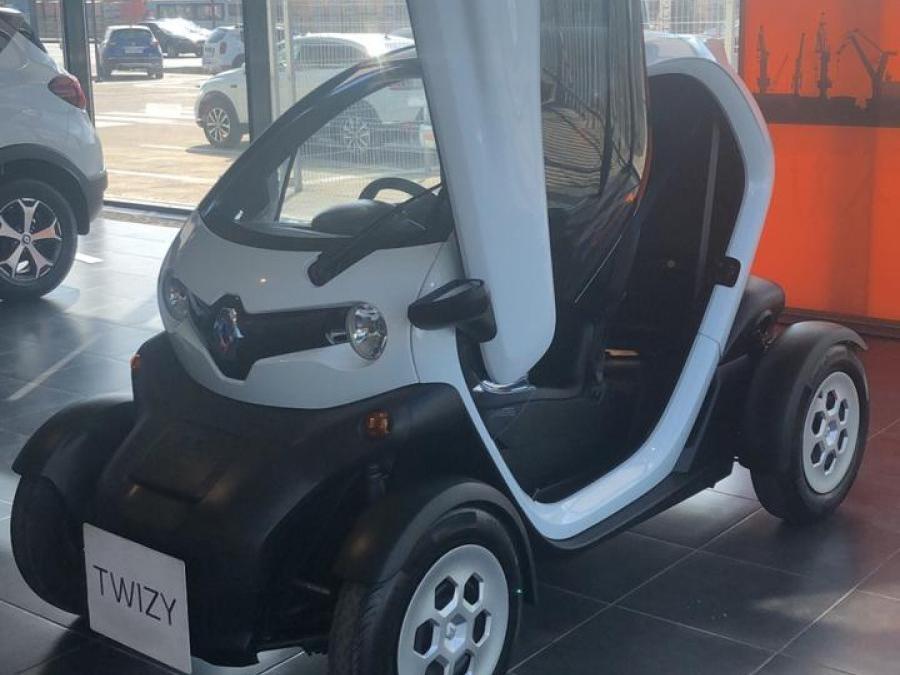 Renault Twizy 2011 - по н.в.